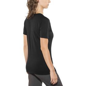 Devold Breeze V-Neck T-Shirt Damen black